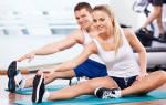Фитнес как вид спорта.