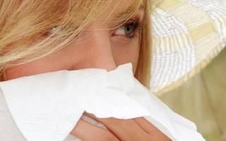 Как быстро вылечить хронический насморк народными средствами