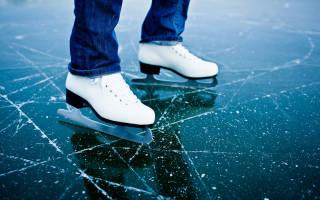 Как научиться кататься на коньках красиво, правила скольжения на льду