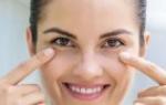 Маски для кожи вокруг глаз до 25 лет, маски вокруг глаз после 20-25+ лет: рецепты, применение
