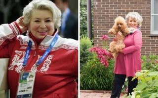 Диета Татьяны Тарасовой для похудения, как похудела Татьяна Тарасова