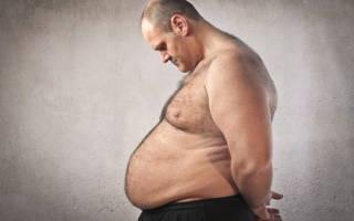 Ожирение по женскому типу у мужчин – причины, симптомы, лечение