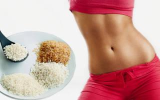очищение кишечника в домашних условиях рисом
