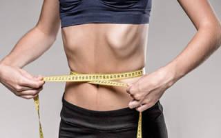 Питание при анорексии: как набрать вес после анорексии