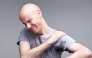Ноющая боль в плечевом суставе причины и как лечить
