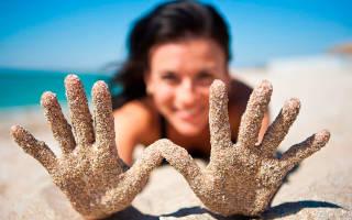 Чувство песка в глазах – что делать, причины, лечение
