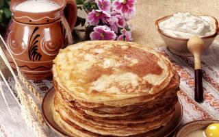 Сколько калорий в блинах на молоке, кефире и воде и как приготовить диетические блинчики