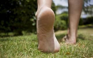 Чем полезна ходьба босиком