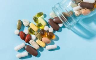 Витамины для роста человека