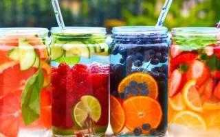 Детокс напитки для похудения и очищения организма – лучшие рецепты