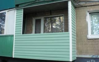 Как обшить балкон сайдингом снаружи – расчеты и пошаговое руководство