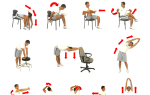 Как похудеть, сидя в офисе Офисная диета – меню, результаты
