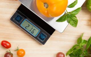 Как научиться считать калории, как вести дневник питания, как считать калории