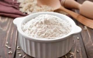 Рисовая мука: калорийность, состав, пищевая ценность, польза для организма