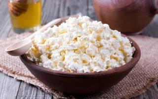 Калорийность обезжиренного творога домашнего, со сметаной и содержание белка в твороге обезжиренном на 100 грамм