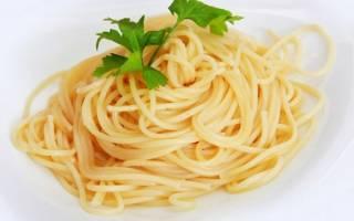 Калорийность макарон из твердых сортов пшеницы: с маслом, сыром, на 100гр