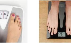 Сравнение механических напольных весов