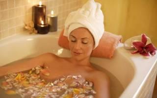Чем полезна солевая ванна, солевые ванны для похудения, как принимать солевую ванну