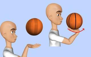 Как научиться крутить мяч на пальце, руководство, трюк с мячом