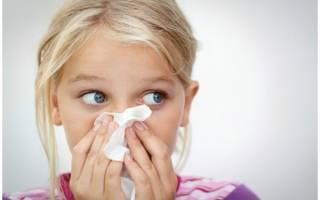 как вылечить насморк 6 месячному ребенку народными средствами