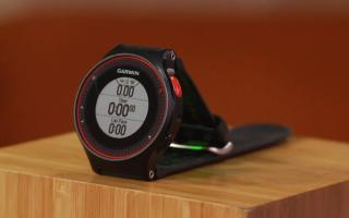 Рейтинг умных часов Garmin