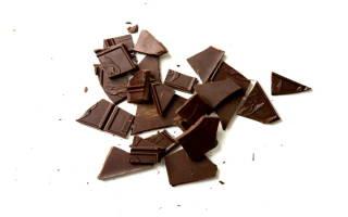 Полезные свойства темного шоколада, чем вреден горький шоколад