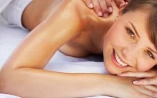 Польза массажа при остеохондрозе, как делать массаж при остеохондрозе