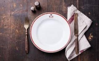 Польза однодневного голодания, как выходить из суточного голодания