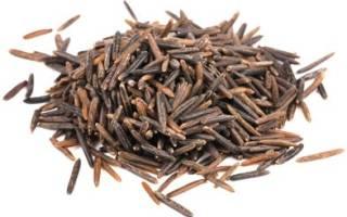 Дикий рис: полезные свойства, калорийность, состав
