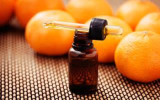 Эфирное масло мандарина – польза, применение, рецепты