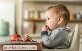 Гранатовый сок: можно ли пить детям