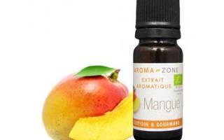 Применение масла манго в косметологии для волос и лица – полезные свойства