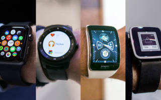 Рейтинг умных часов Android совместимыми